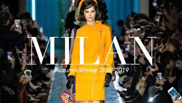 Milano Fashion Week Febbraio 2019